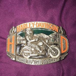 Brand new, Harley Davidson Pewter belt buckle